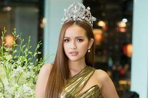 Dàn mỹ nhân hội tụ trong lễ công bố bản quyền Hoa hậu Siêu quốc gia