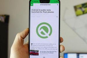 Android Q beta được phát hành: Quá nhiều điều thú vị!