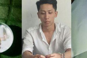 Tên cướp giật rúng động Đà Nẵng bị bắt vì buôn ma túy