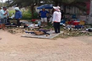 6 nạn nhân tử vong trong vụ sập tường công trình ở Vĩnh Long