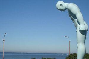 Chủ tịch TP.Huế nói về đặt tượng 'Người đàn ông cúi đầu' Hàn Quốc