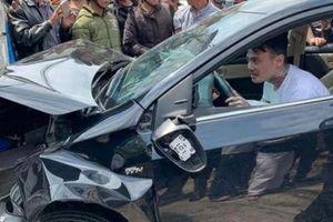Nam thanh niên gây tai nạn liên hoàn, đủ cơ sở xử lý hình sự