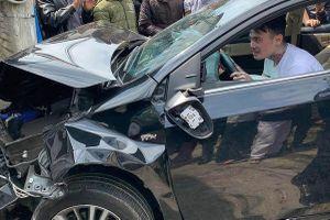 Lái xe gây tai nạn liên hoàn tại Đà Lạt dương tính với chất ma túy