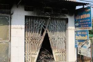 Cháy ki-ốt ở Bà Rịa-Vũng Tàu lúc rạng sáng, 3 người tử vong