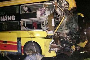 Thanh Hóa: Tai nạn giao thông nghiêm trọng trên Quốc lộ 1A