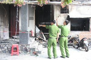3 người chết cháy trong tiệm sửa điện tử ở Bà Rịa – Vũng Tàu