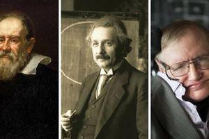 Kỳ diệu trùng hợp khó tin giữa 3 nhà bác học thiên tài