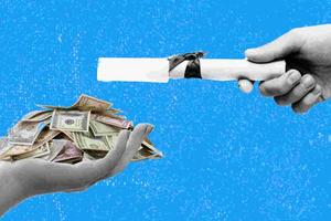 Vỡ mộng về giáo dục Mỹ khi tuyển sinh đại học là ngành công nghiệp siêu lợi nhuận