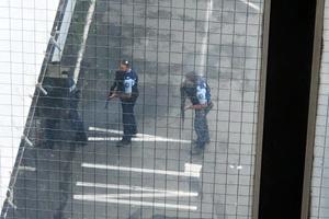 Bắt một nghi phạm trong các vụ nổ súng ở New Zealand