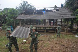 Đồn Biên phòng Tri Lễ khởi công xây nhà mới cho trẻ mồ côi