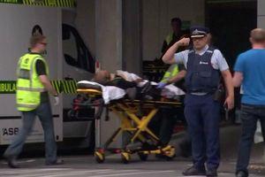 Xả súng ở New Zealand, nhiều người nghi thiệt mạng