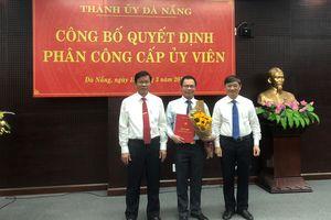 Thành ủy Đà Nẵng phân công giám đốc sở Xây dựng làm bí thư quận Liên Chiểu