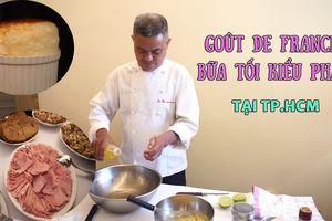 Goût de France - Bữa tối kiểu Pháp lớn nhất tại TP.HCM