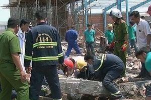 Danh tính các nạn nhân trong vụ sập tường ở Vĩnh Long