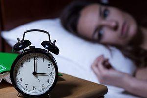 Mất ngủ có thể là dấu hiệu cảnh báo những bệnh cực kỳ nguy hiểm này