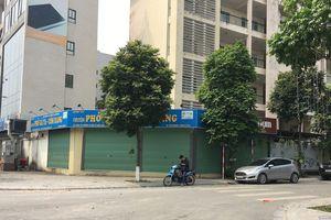 Trường Cao đẳng điện tử - điện lạnh Hà Nội đóng cửa quán cafe, cửa hàng cho thuê
