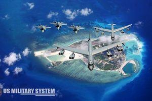 Mỹ lại điều B-52 tới Biển Đông, Trung Quốc phản ứng dữ dội