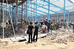 Danh sách 5 nạn nhân tử vong trong vụ sập nhà xưởng ở Vĩnh Long