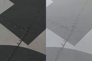 Mạng xã hội rùm beng thông tin, hình ảnh đuôi máy bay thiếu đinh ốc của Jetstar