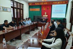 Hải quan Bắc Phong Sinh tổ chức tham vấn với 35 doanh nghiệp XNK