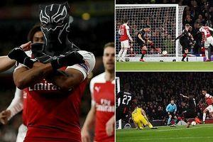 Arsenal lội ngược dòng, Chelsea đại thắng
