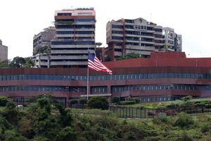 Mỹ rút hết người khỏi thủ đô Venezuela, tạo lo ngại về can thiệp quân sự