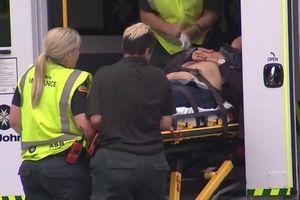 Xả súng điên cuồng tại New Zealand, trên 50 người thương vong