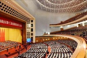Bế mạc Kỳ họp thứ hai Quốc hội Trung Quốc khóa XIII