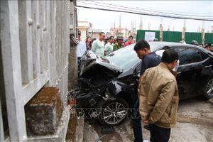 Đối tượng gây tai nạn liên hoàn ở Lâm Đồng dương tính với ma túy
