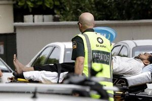 'Ngày đen tối nhất' của New Zealand: Liên tiếp các vụ xả súng điên cuồng ở nhà thờ Hồi giáo