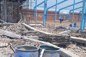 Bí thư Tỉnh ủy Vĩnh Long chỉ đạo làm rõ vụ sập tường làm 8 người thương vong