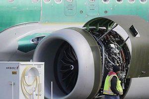 Boeing vẫn tiếp tục cho sản xuất 737 MAX giữa 'tâm bão'