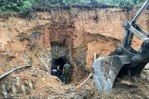 Sập hầm mỏ khiến 3 người tử vong: Xót xa những số phận nghèo
