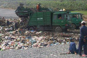 Đà Nẵng xem xét công nghệ đốt rác phát điện để xử lý rác tại bãi Khánh Sơn