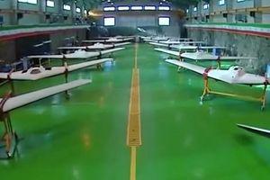 Iran mở cuộc diễn tập drone chiến đấu quy mô lớn nhằm cảnh báo Israel