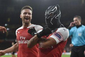 Arsenal 3-0 Rennes: Aubameyang hóa Siêu anh hùng đưa 'pháo thủ' vào Tứ kết
