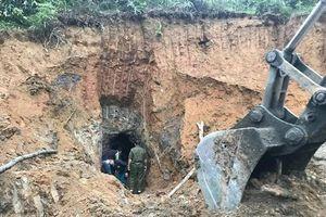 Nghệ An: Công an điều tra vụ sập hầm thiếc làm 3 người tử vong
