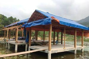Quảng Nam: Khu nghỉ dưỡng mọc trái phép giữa rừng phòng hộ vẫn ngang nhiên tồn tại