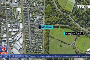 Tiếp tục thông tin về vụ xả súng liên tiếp tại New Zealand