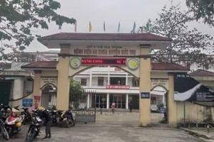 Hà Tĩnh: Phó giám đốc bệnh viện tử vong trong tư thế treo cổ