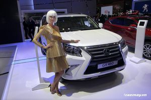 Lexus GX460 nằm trong diện triệu hồi do lỗi túi khí tại VN