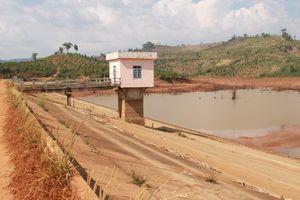 Nhiều sai phạm tại công trình thủy lợi Đắk Ngo