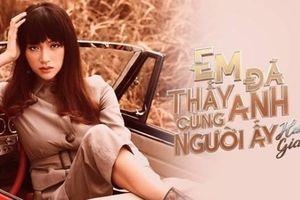 Công thức để MV mới của Hương Giang Idol lên top1 trending