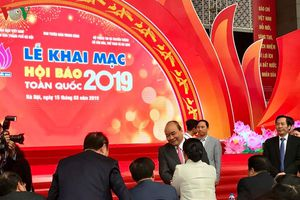 Khai mạc Hội Báo toàn quốc 2019 tại Bảo tàng Hà Nội