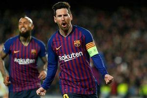Tứ kết Champions League: MU đối đầu Barca, Juventus đụng Ajax