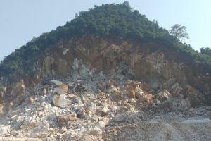 Sập hầm thiếc làm 3 người chết ở Nghệ An: Thông tin chính thức