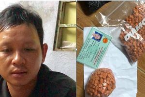 Bắt quả tang kẻ mua bán 800 viên thuốc lắc ở Đà Nẵng