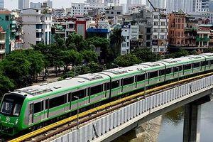 Hà Nội dự kiến miễn phí tàu điện Cát Linh - Hà Đông nửa tháng