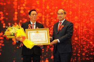 Công Ty Nệm Vạn Thành nhận Huân chương Lao động hạng Nhì của Chủ tịch nước