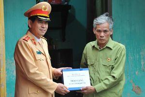 Thiếu tá CSGT hy sinh khi bảo vệ hội nghị thượng đỉnh Mỹ - Triều